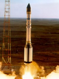 Kozmonautika Rakety Rusko Proton